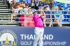 Championnat 2014 de golf de la Thaïlande Images libres de droits