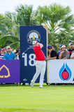Championnat 2014 de golf de la Thaïlande image stock