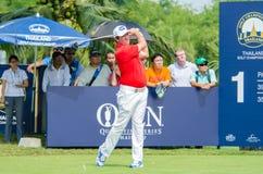Championnat 2015 de golf de la Thaïlande Photo libre de droits
