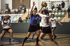 Championnat de Korfball de turc image libre de droits