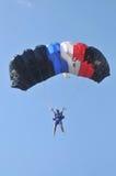 Championnat de parachutage militaire du monde Photographie stock