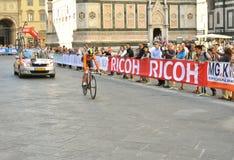 Championnat de recyclage du monde à Florence, Italie Photo libre de droits