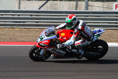 Championnat de Superbike du monde photo libre de droits