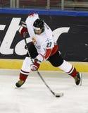 Championnat du monde d'IIHF image stock