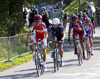 Championnat du monde de chemin de route d'UCI pour des hommes d'élite Photographie stock libre de droits