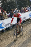 Championnat du monde de cyclo-cross Images stock