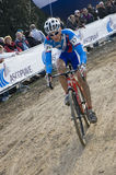 Championnat du monde de cyclo-cross Photographie stock libre de droits