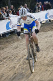 Championnat du monde de cyclo-cross Photo stock