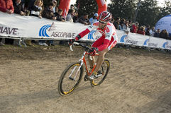 Championnat du monde de cyclo-cross Photos stock