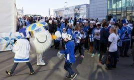 Championnat du monde de hockey sur glace 2012 Photo stock
