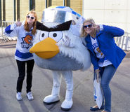 Championnat du monde de hockey sur glace 2012 Image stock