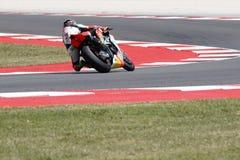 Championnat du monde de Superbike de FIM - 4ème session de pratique gratuite Images stock