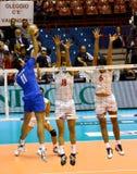 Championnat du monde de volleyball de FIVB Menâs Photo libre de droits
