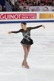 Championnat du monde sur la figure patinage 2011 Photos libres de droits