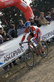 Championnat en travers cyclo 2008 du monde Images libres de droits