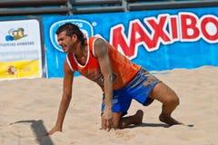 Championnat espagnol du football de plage, 2006 Photos stock