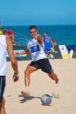 Championnat espagnol du football de plage, 2006 Images libres de droits