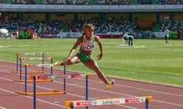 Championnat européen d'équipe d'athlétisme Image libre de droits