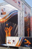 Championnat européen de volleyball du ` s de 2017 hommes Photographie stock