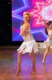Championnat européen WADF de danse artistique Image libre de droits