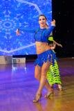 Championnat européen WADF de danse artistique Images libres de droits