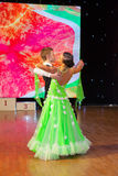 Championnat européen WADF de danse artistique Image stock