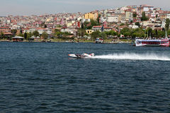 CHAMPIONNAT EXTRATERRITORIAL DU MONDE À ISTANBUL. Photos libres de droits