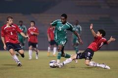 Championnat intercontinental du football U-23 Image stock