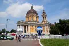 Championnat italien de recyclage 2015 Image libre de droits
