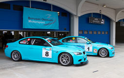 Championnat turc de la voiture de tourisme 2012 Images stock