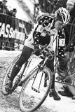 Championnats 2013 du monde de Cyclocross Images libres de droits