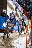 Championnats 2013 du monde de Cyclocross Image libre de droits