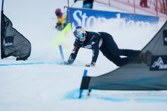 Championnats 2013, Stoneham du monde de surf des neiges de FIS Images stock