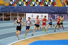 Championnats d'intérieur de la jeunesse turque de Turkcell Photos libres de droits