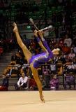Championnats d'Italien de gymnastique rhythmique Image libre de droits