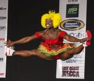 2014 championnats d'univers de NPC Photo libre de droits