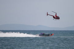Championnats extraterritoriaux de Superboat Image libre de droits