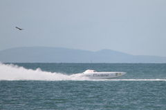Championnats extraterritoriaux de Superboat Photographie stock