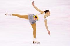 Championnats italiens du patinage artistique 2012 Photos libres de droits
