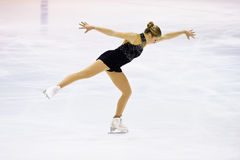 Championnats italiens du patinage artistique 2012 Photo libre de droits