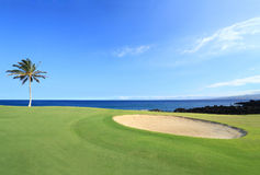 Champions Golf Course, Hawaii Stock Photography