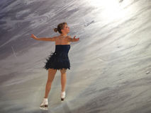 Champions on ice- Rimini 2012 - Carolina Kostner Royalty Free Stock Image