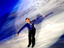 Champions on ice- Rimini 2012- Eugeni Plushenko Royalty Free Stock Photography