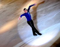 Champions on ice- Rimini 2012- Eugeni Plushenko Stock Photo