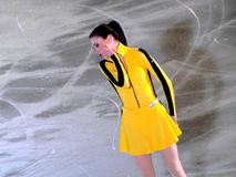 Champions on ice - Rimini 2012 . Laura  Lepisto Stock Image