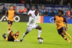 Champions League Foto de Stock