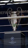 Champions League Cup Royalty Free Stock Images