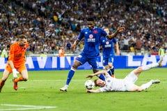 Champions League futbolowego dopasowania dynama Kyiv †'slavia prague, A Fotografia Royalty Free