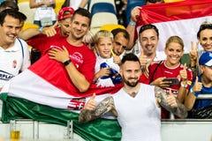Champions League futbolowego dopasowania dynama Kyiv †'slavia prague, A Zdjęcie Royalty Free