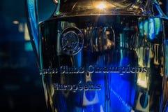 Champions League IV stock photos